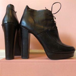 Cheap Monday Lace Platform Boots